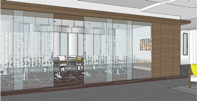 Westlake Urban San Mateo Office Renovation